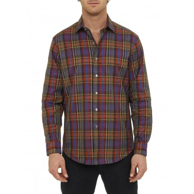 Robert Graham Rusty Knott Sport Shirt in Multi RF141058CF