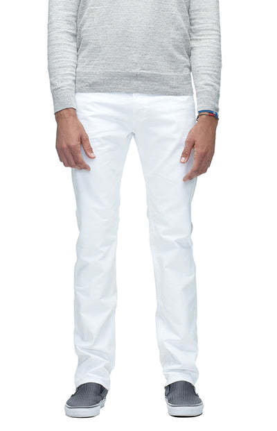 Citizens of Humanity Core Slim Straight Leg Jean in White 6034F-137 WHT