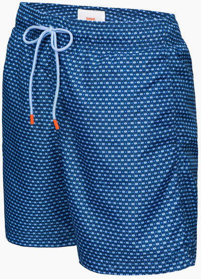 Swims Lucea Printed Bathing Suit Shorts 60038