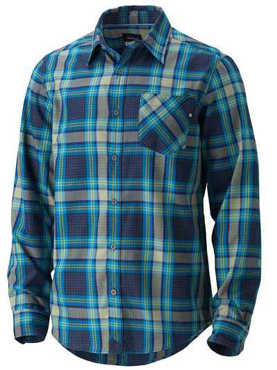 Marmot Doheny Flannel Long Sleeve Button Down Shirt 64950