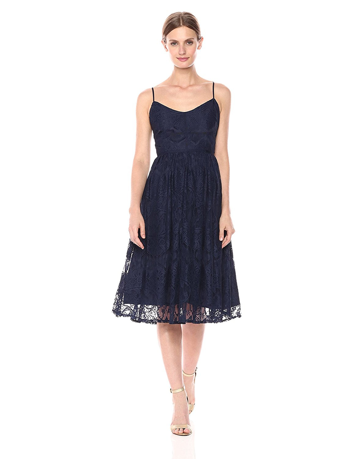BB Dakota Galena Dress in Navy BH308269