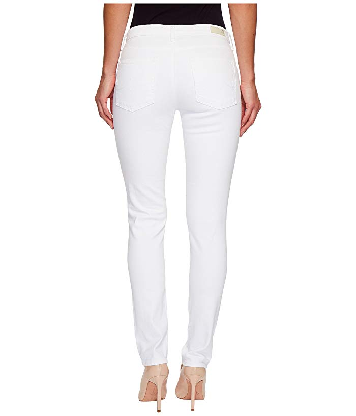 AG JEANS PRIMA WHITE LSS1434