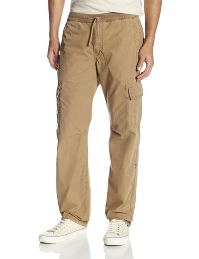7 For All Mankind Weekend Cargo Pant in Almond AT7011502A