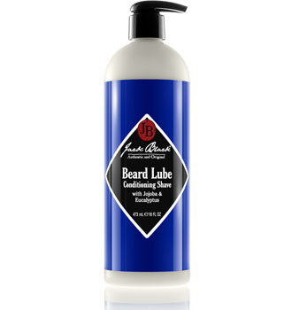 Jack Black Beard Lube Conditioning Shave with Jojoba & Eucalyptus 16oz