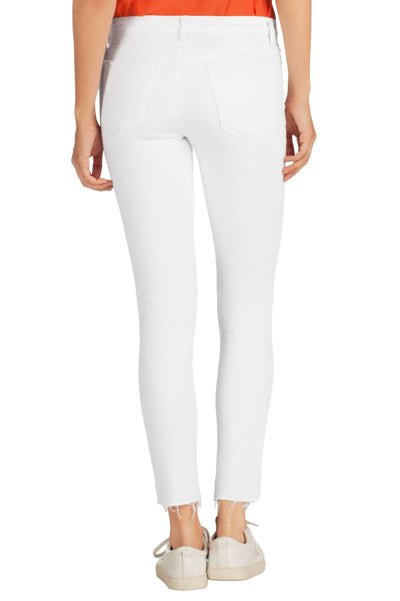 J Brand 9326 Low-rise Cropped Skinny Jeans in Demented 9326C028