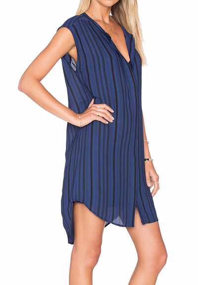 BB Dakota Broxton Dress in Blue Ridge BG38628