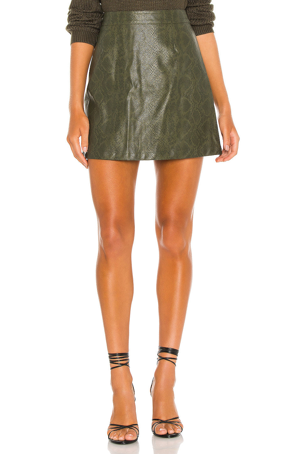 BB Dakota Snake A Leg Skirt JK309517