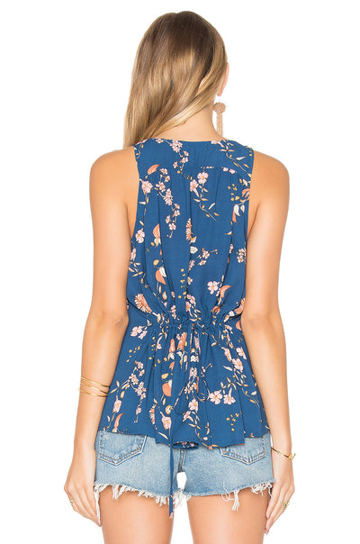 BB Dakota Alton Flowy Tank BH14578