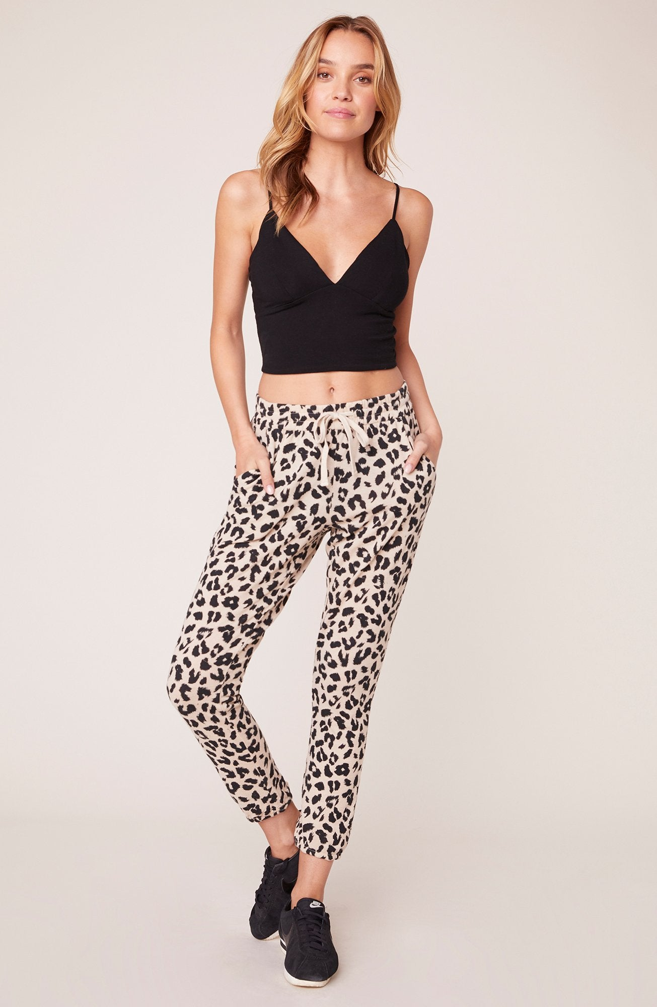 BB Dakota Cat Walk Leopard Pant BJ303564