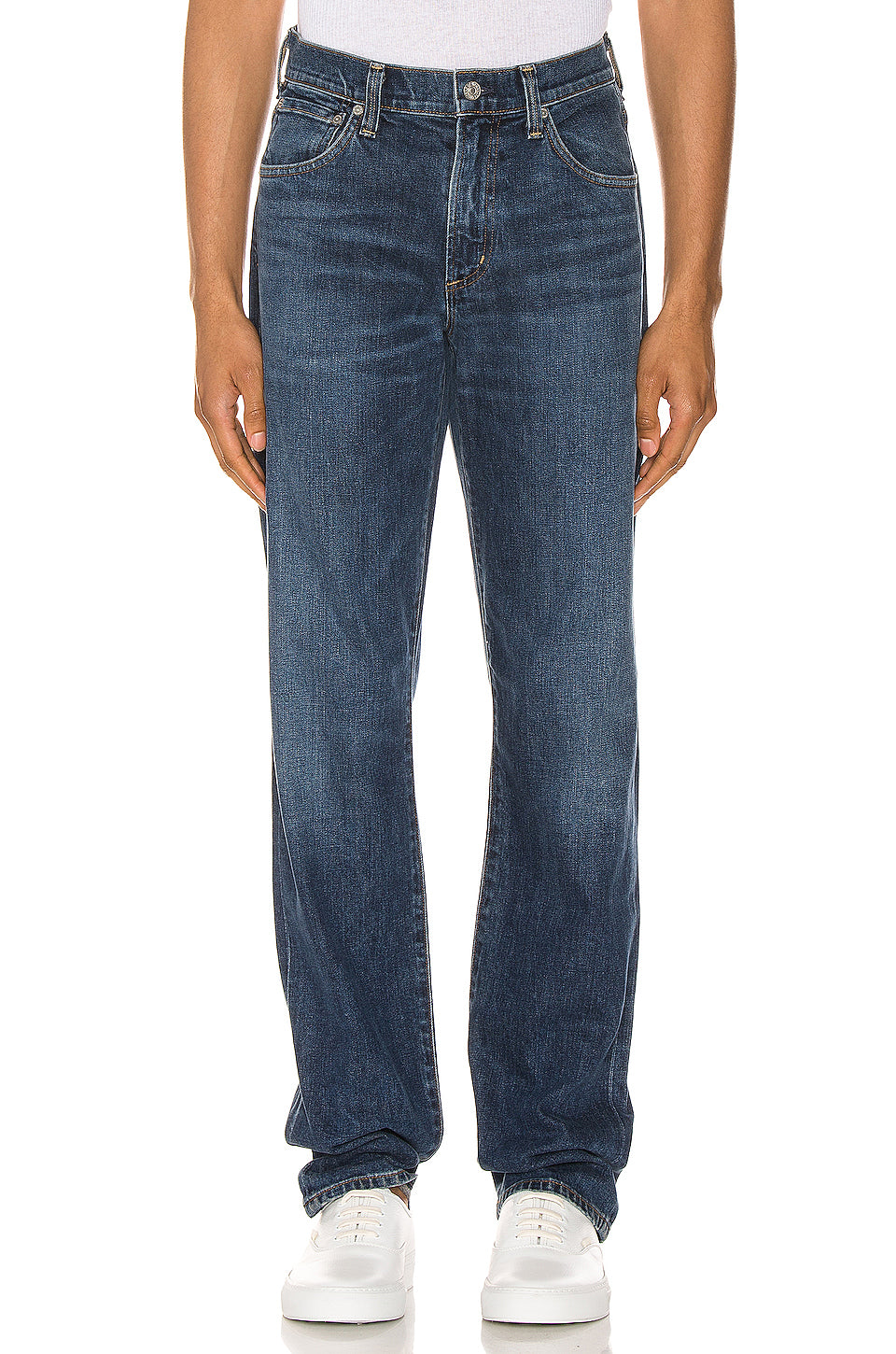 Citizens of Humanity Sid Straight Leg Jeans in Aurora 604D-796