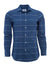 Mizzen + Main Chesapeake Poseidon Multi-Color Windowpane Shirt L-5009