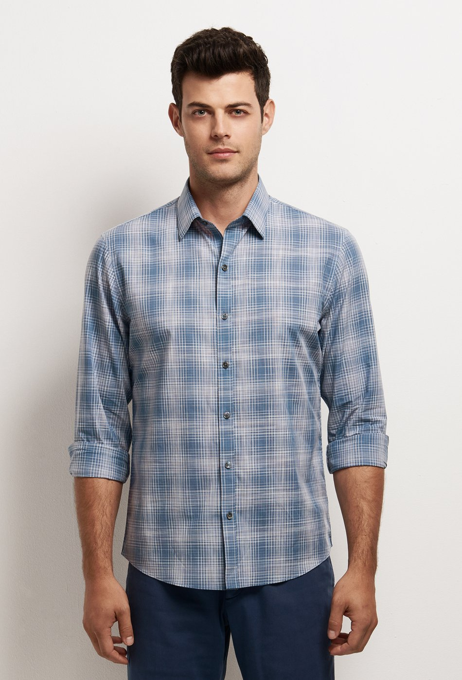 Zachary Prell Slater Button Down Shirt F18S002PL