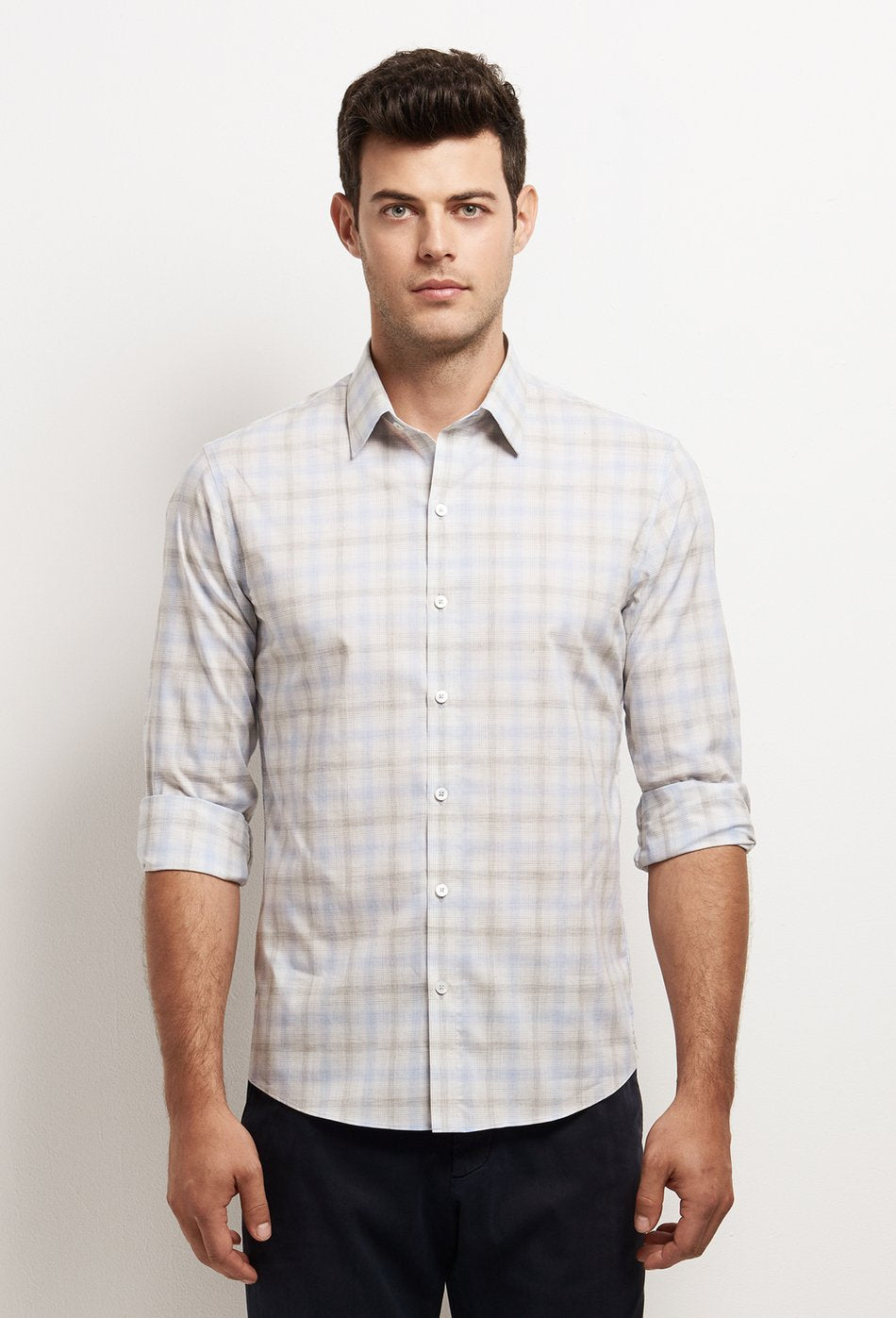 Zachary Prell Mourad Button Down Shirt F18S063PL