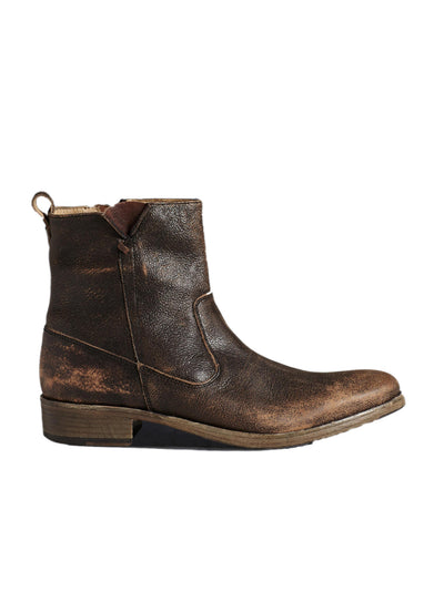 John Varvatos Followill Zip Boot F2983R3B-A346B