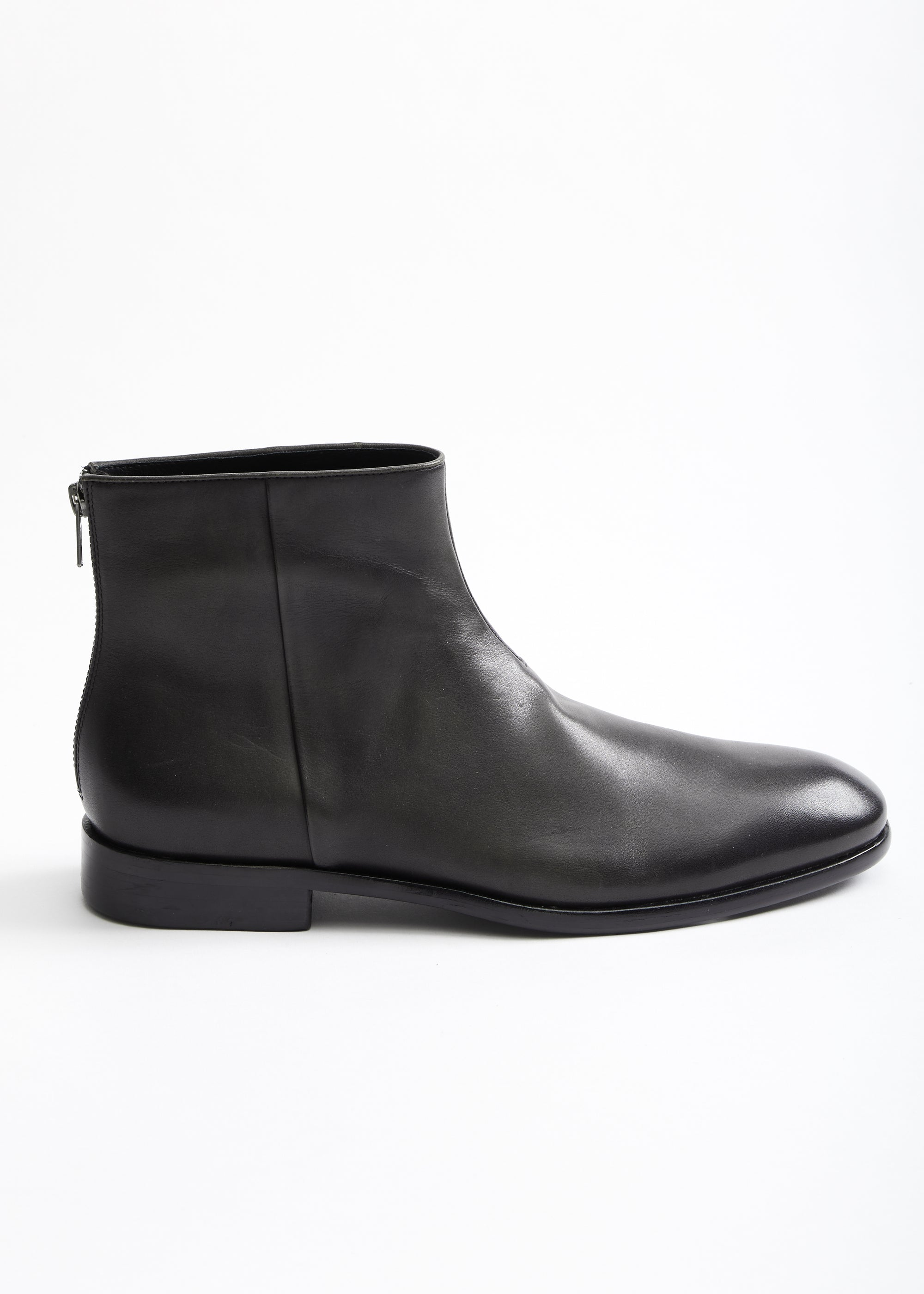 John Varvatos NYC Back Zip Boot F3631U3B-A664B