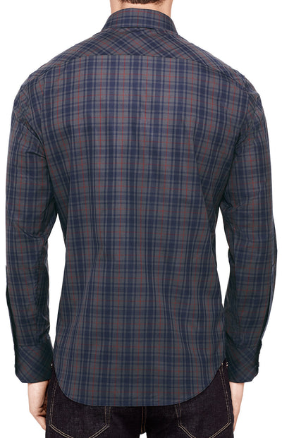 Zachary Prell Forster Shirt ZPAW14P39LS