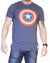 Retro Brand Captain America Shield Tee RB130 MVL067A