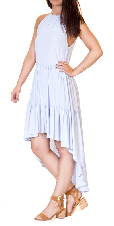 Elliatt Culture Dress in Ice Blue E7031685