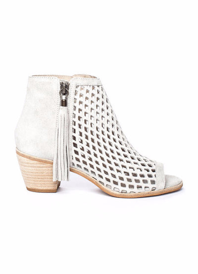 Matisse Indie Perforated Peep-Toe Bootie INELSIVX