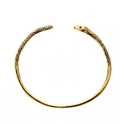 Jenny Bird Kundali Queen Serpent Bangle JBJ709