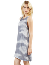 Tart Collection Emma Dress in Textured Shibori T10542