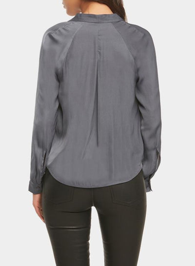 Tart Hazel Top in Ombre Blue T80720