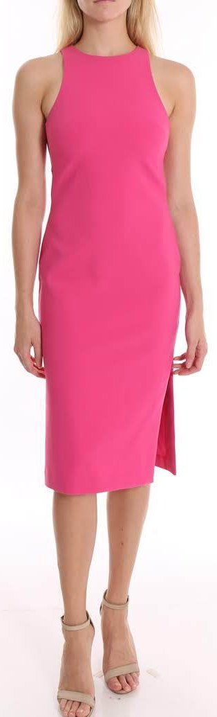 LIKELY Decklin Dress in Fuchsia YD883001LYB