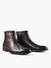 John Varvatos Boot Wood Brown F3631U3B A664B