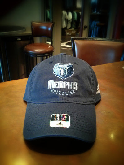 Adidas Memphis Grizzlies Adjustable Hat EV55Z