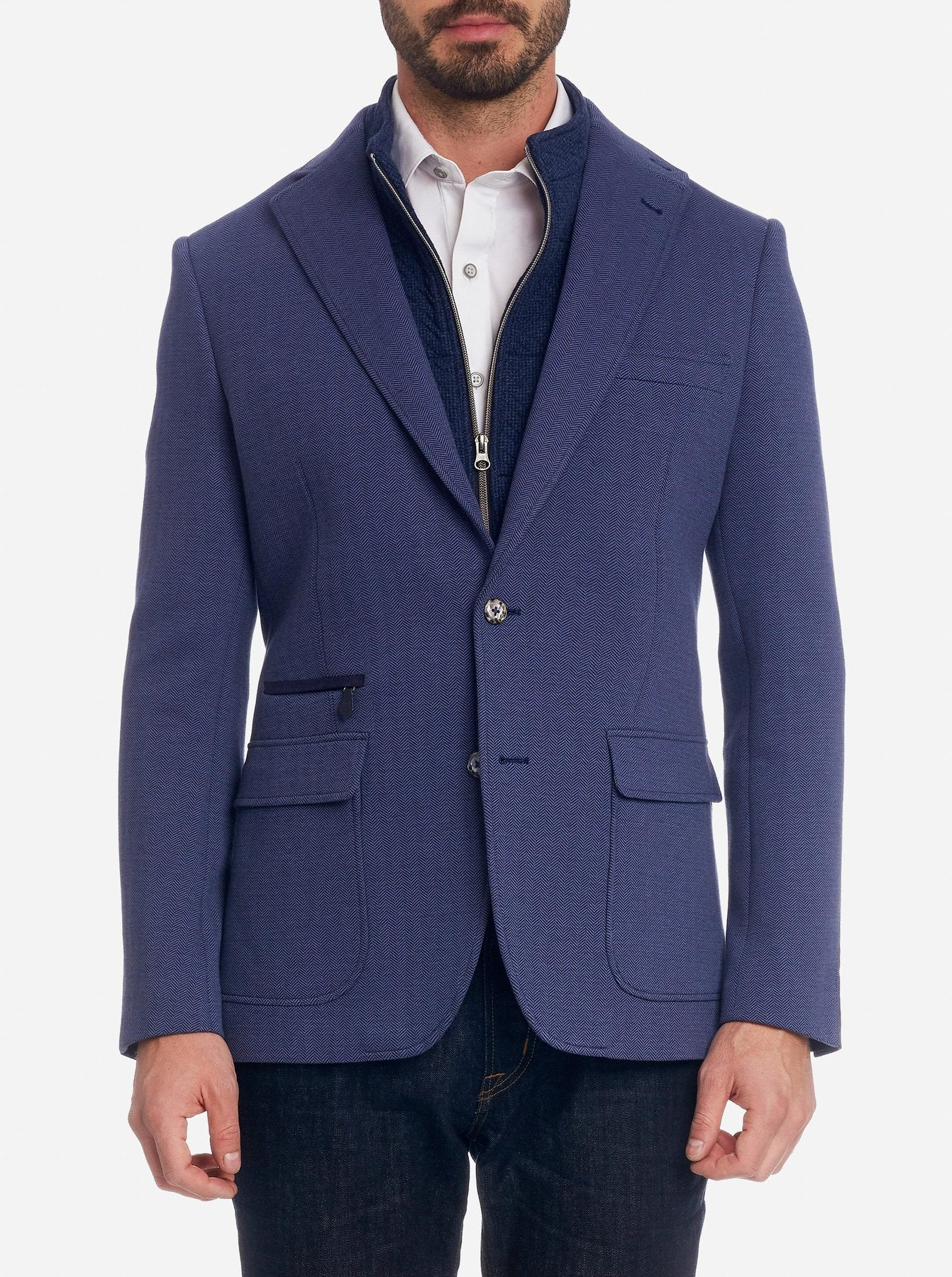Robert Graham Downhill VII Sport Coat RS205003TF