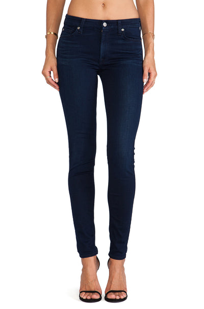 7 For All Mankind The Midrise Skinny Jean with Contour AU0353467A