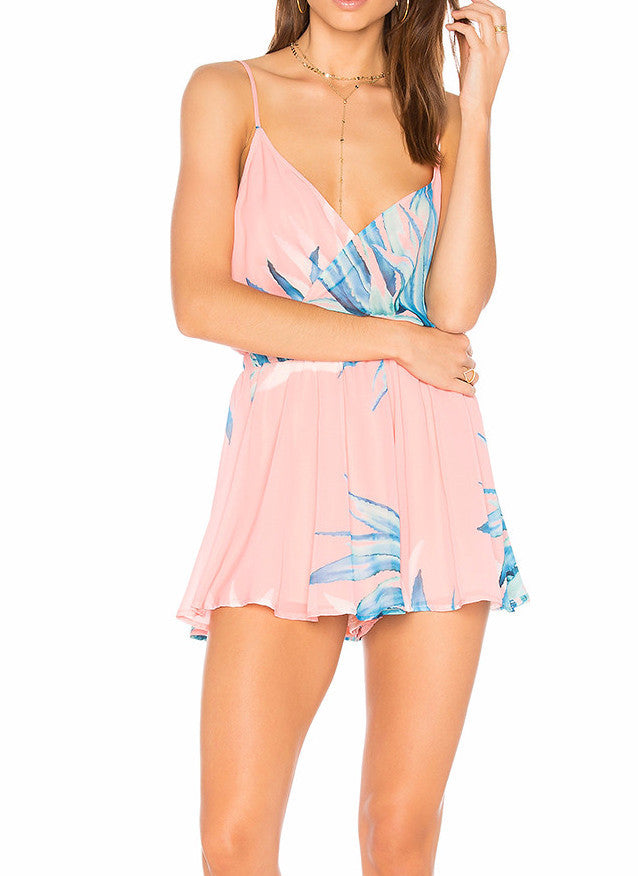2f026d030ed Show Me Your Mumu Olympia Romper in Tropical Twist MM7-87