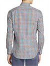 Etro Gingham Check Sport Shirt 14570-3049-200