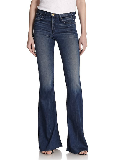 McGuire Denim Majorelle Flare Jean in Revel Wash 3319711