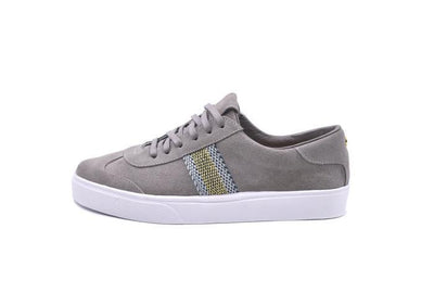Kaanas Perugia Lace-Up Suede Sneakers T00009S
