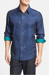 Robert Graham Pissarro Sport Shirt RS141069