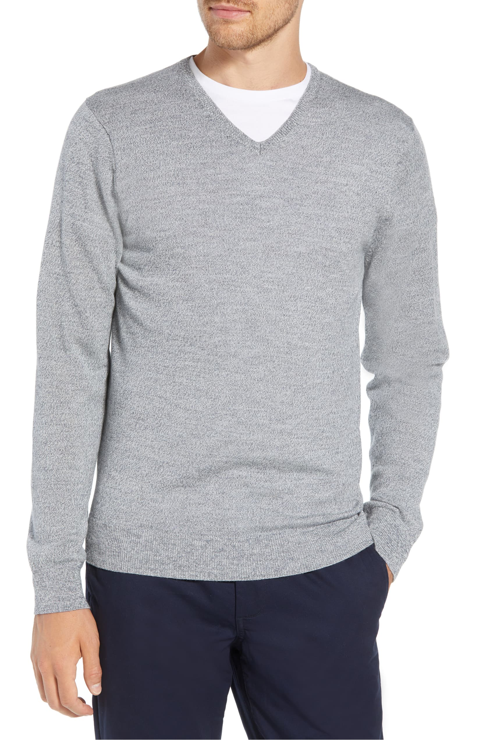 Bonobos Merino V-Neck Sweater 21596