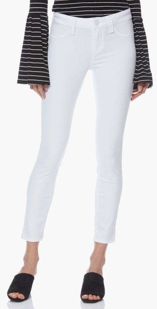 Paige Verdugo Crop in Vivid White 2026E78-6346
