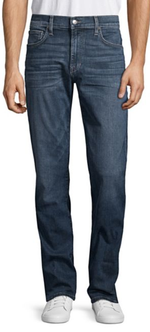 Joe s Jeans The Brixton Straight+Narrow Jeans in Brando Wash CHBBND8225 4c0a8909eb9