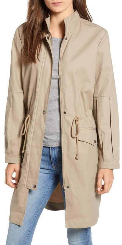BB Dakota Killer Queen Jacket in Light Camel BI300177