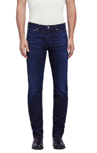 Citizens of Humanity Gage Classic Slim Jeans in Blackburn Wash 6107-639