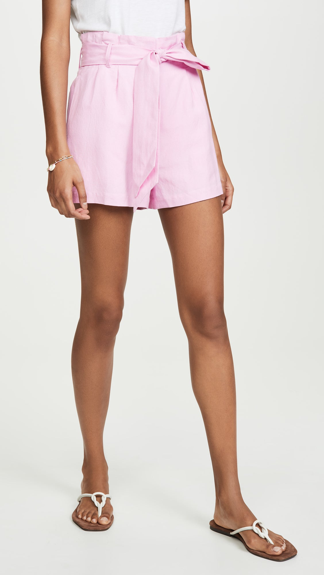 Lost + Womnder Guava Tie Short WPBNA0791