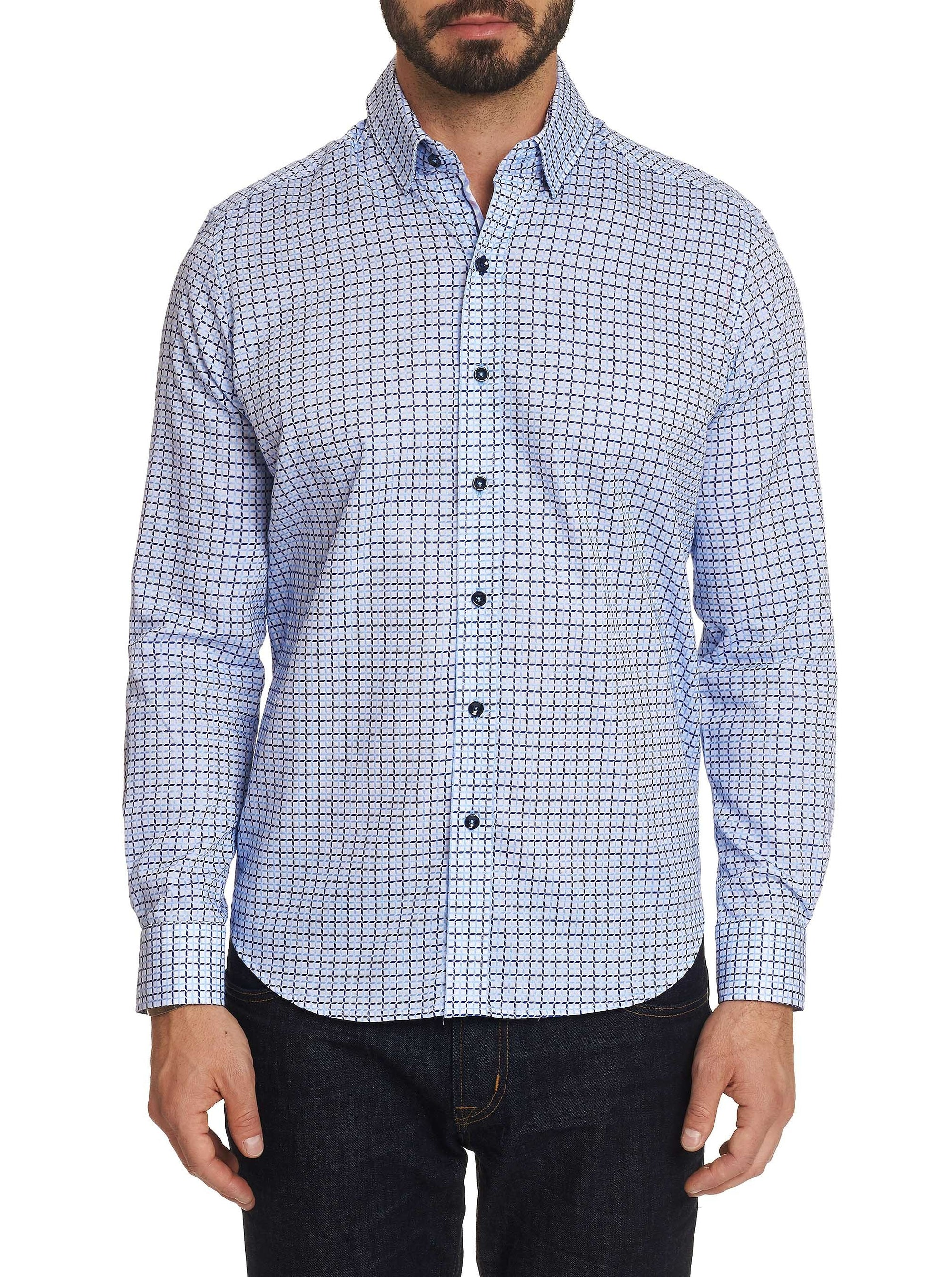 Robert Graham Axton Sport Shirt MS191100TF
