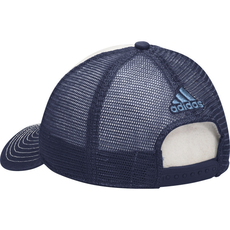 finest selection 43db9 83d33 ... reduced adidas memphis grizzlies slouch navy mesh snap back hat ew24z  205da 4aa48