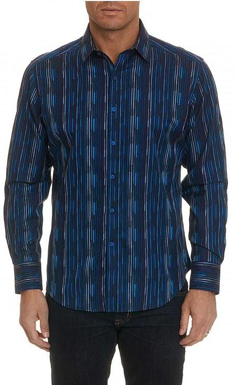 Robert Graham Shephard Button Down Sport Shirt RF181031CF
