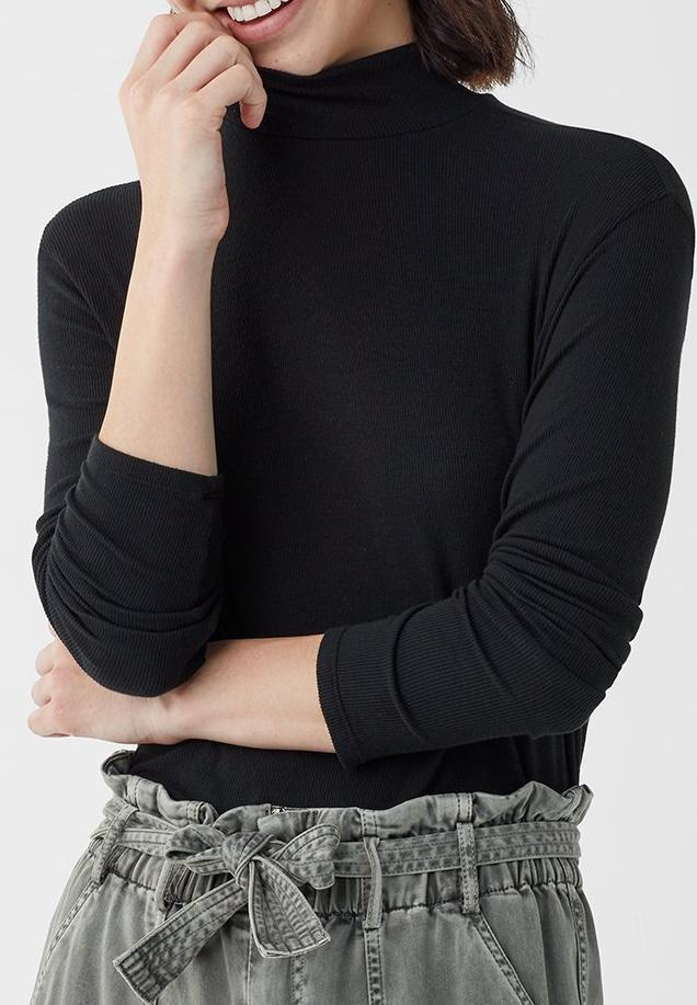 Splendid Mock Neck Thermal RF8K610