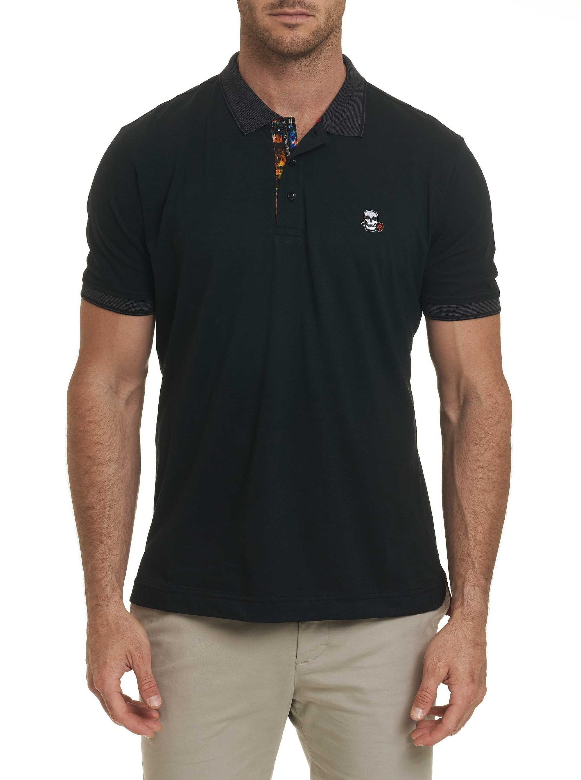 Robert Graham Easton S/S Polo RS197000CF
