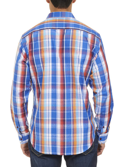 Robert Graham Alaska Sport Shirt in Multi RS151034CF