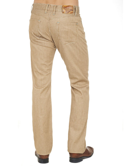 Robert Graham Limestone Denim Slim Fit Pant RS153111S