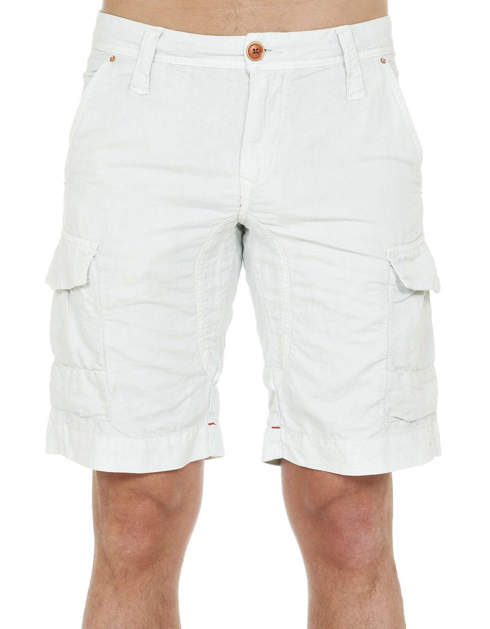 Robert Graham Hiker Shorts in Ash RS154202CF